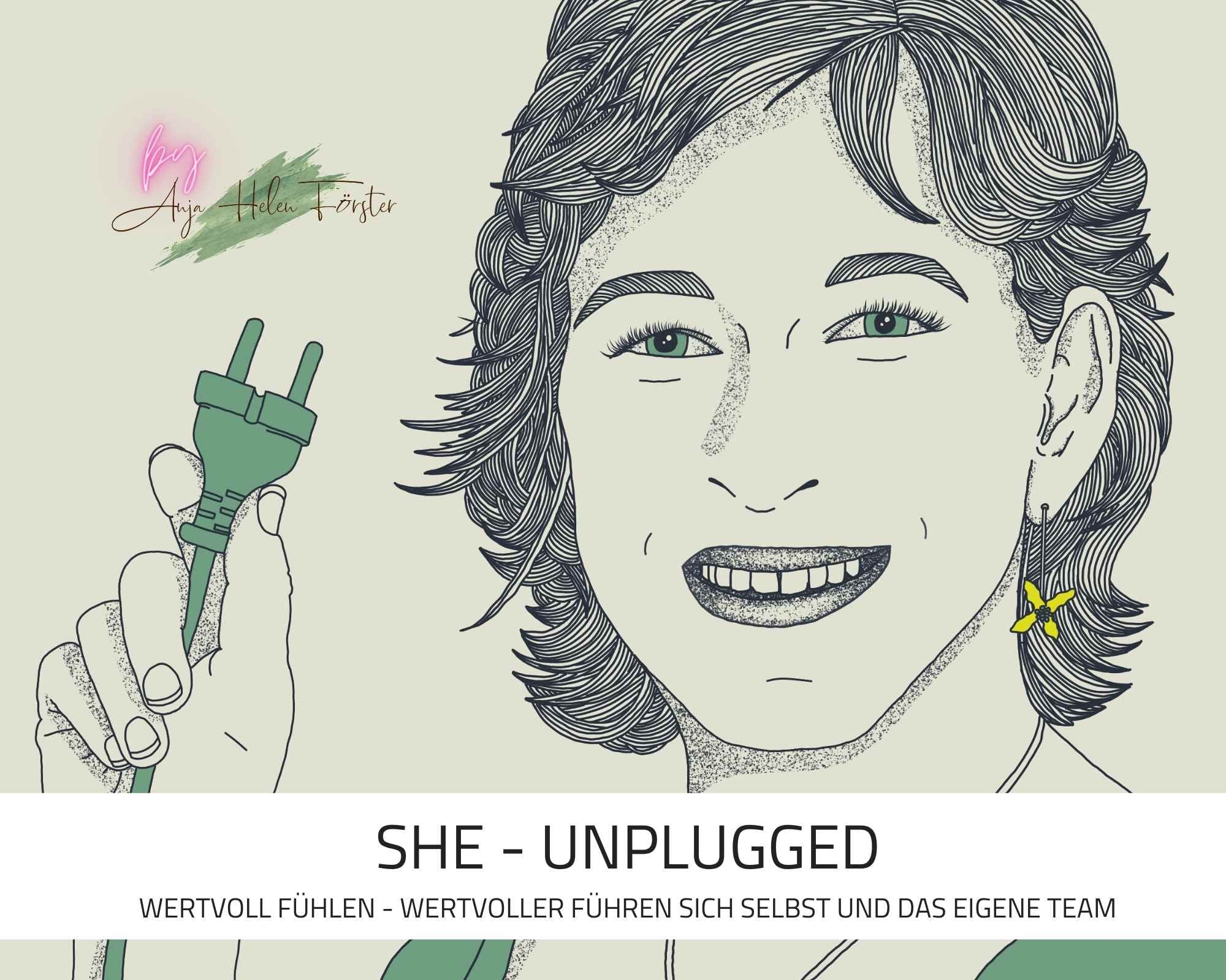 Podcastcover Podcast She Unplugged